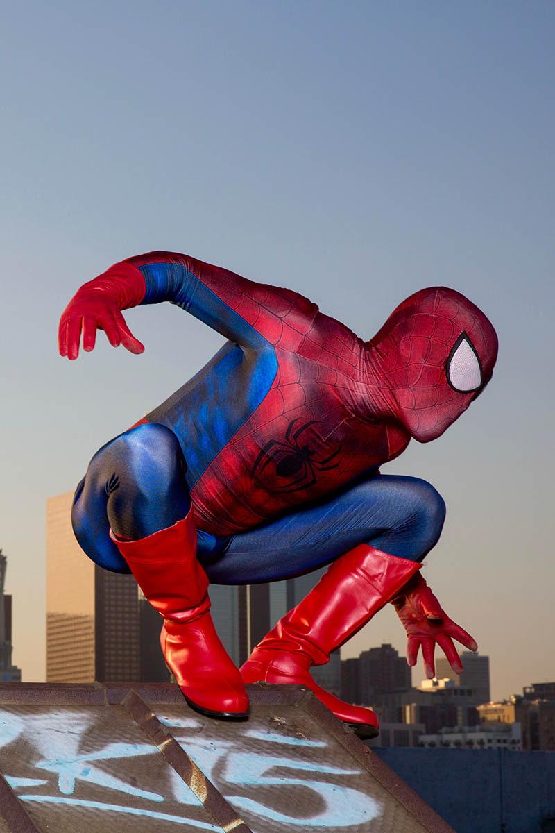 Best spiderman party character for kids in philadelphia