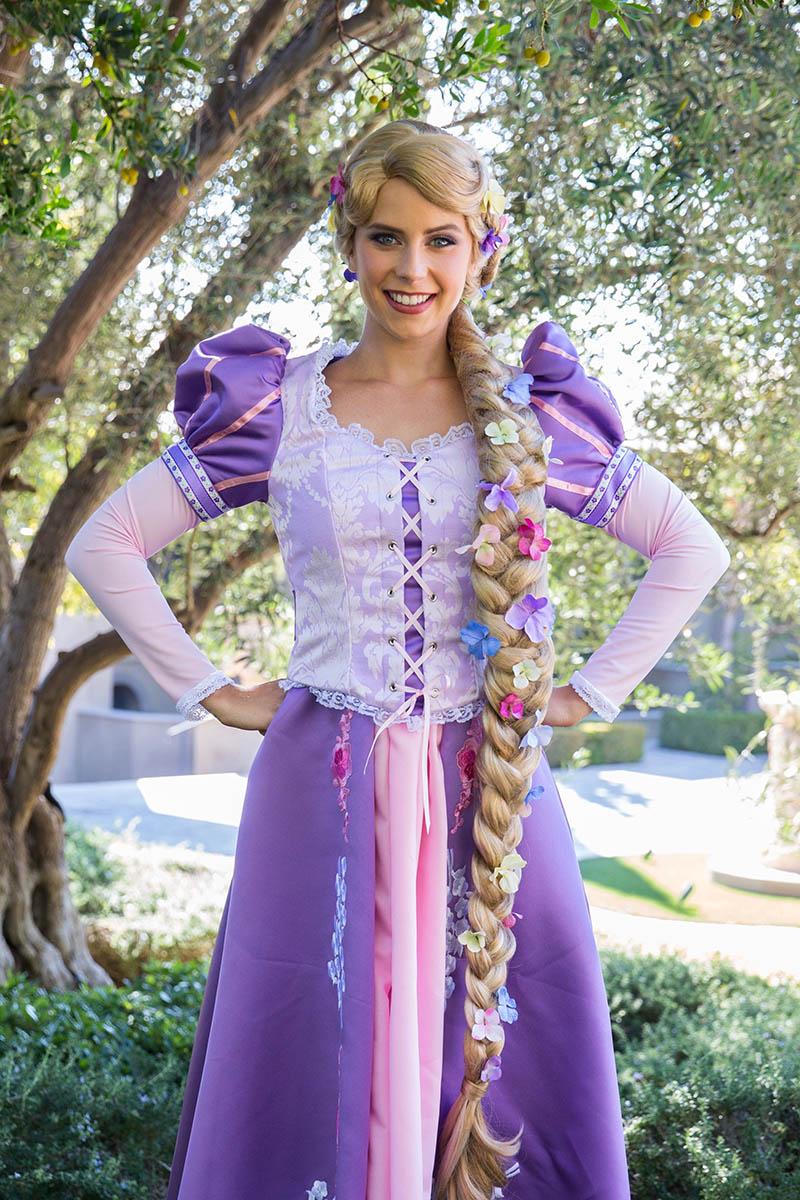 Best rapunzel party character for kids in philadelphia